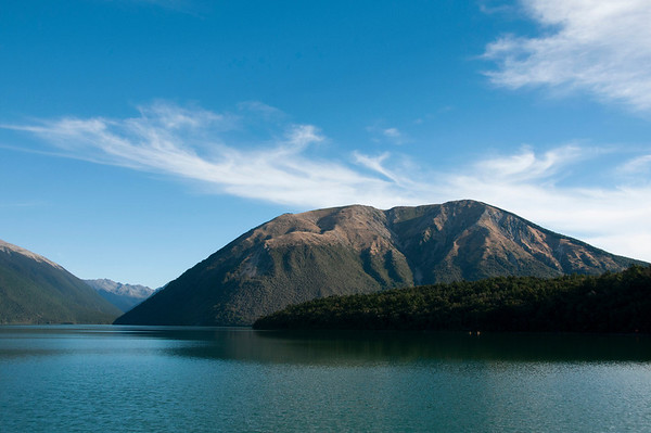 LAKE ROTOITI,NZ