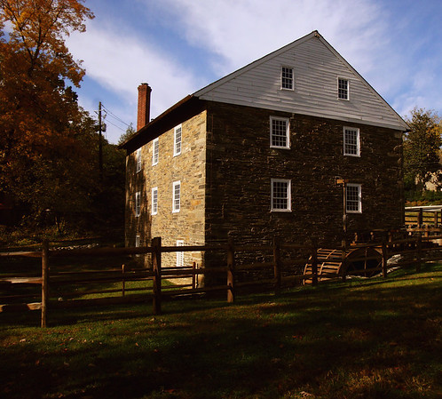 Pierce Mill, Rock Creek Park